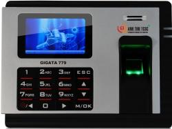 Máy chấm công Vân Tay thế hệ mới GIGATA 879C