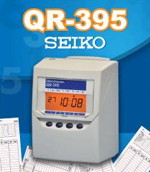 Bình Dương Máy chấm công thẻ giấy SEIKO QR-395