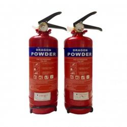 Bình chữa cháy DRAGON bột ABC MFZL1 1kg